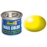 Tinta Sintética Revell Email Color Amarelo Brilhante Seda - Revell 32312