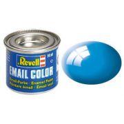 Tinta Sintética Revell Email Color Azul Claro Brilhante - Revell 32150