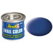 Tinta Sintética Revell Email Color Azul Fosco - Revell 32156