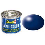 Tinta Sintética Revell Email Color Azul Lufthansa Silk - Revell 32350