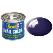 Tinta Sintética Revell Email Color Azul Noite Brilhante - Revell 32154