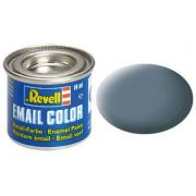Tinta Sintética Revell Email Color Cinza Azulado Fosco - Revell 32179