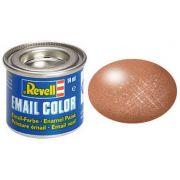 Tinta Sintética Revell Email Color Cobre Metálico - Revell 32193