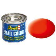 Tinta Sintética Revell Email Color Laranja Semifosco - Revell 32125