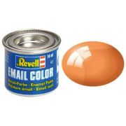 Tinta Sintética Revell Email Color Laranja Transparente - Revell 32730