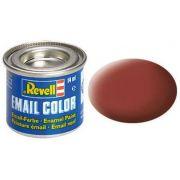 Tinta Sintética Revell Email Color Marrom Avermelhado Fosco - Revell 32137