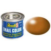 Tinta Sintética Revell Email Color Marrom Madeira Seda - Revell 32382