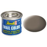 Tinta Sintética Revell Email Color Marrom Terra Fosco - Revell 32187