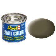 Tinta Sintética Revell Email Color Oliva NATO/OTAN - Revell 32146