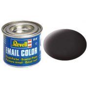 Tinta Sintética Revell Email Color Preto Piche Fosco - Revell 32106
