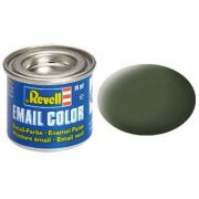 Tinta Sintética Revell Email Color Verde Bronze Fosco - Revell 32165