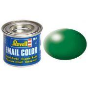 Tinta Sintética Revell Email Color Verde Folha Seda - Revell 32364