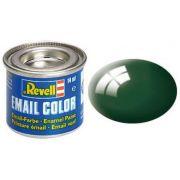 Tinta Sintética Revell Email Color Verde Mar Brilhante - Revell 32162