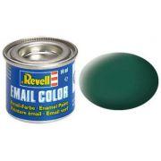 Tinta Sintética Revell Email Color Verde Mar Fosco - Revell 32148