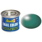 Tinta Sintética Revell Email Color Verde Pátina Seda - Revell 32365