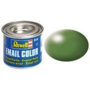 Tinta Sintética Revell Email Color Verde Seda - Revell 32360