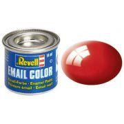 Tinta Sintética Revell Email Color Vermelho Brilhante - Revell 32131