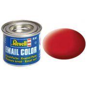 Tinta Sintética Revell Email Color Vermelho Carmim Seda - Revell 32136