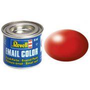 Tinta Sintética Revell Email Color Vermelho Fogo - Revell 32330