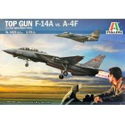 TOP GUN F-14A vs. A-4F - 1/72 - Italeri 1422