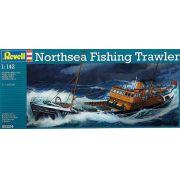 Traineira de pesca do Mar do Norte - 1/142 - Revell 05204