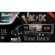 Truck and Trailer AC/DC Limited Edition - 1/32 - Revell 07453