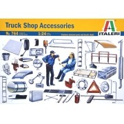 Truck Shop Accessories - 1/24 - Italeri 764