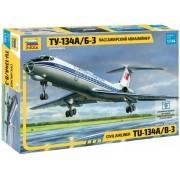 Tupolev Tu-134A/B-3 - 1/144 - Zvezda 7007