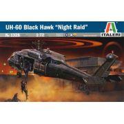 UH-60 Black Hawk Night Raid - 1/72 - Italeri 1328