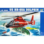 US HH-65A Dolphin - 1/48 - Trumpeter 02801