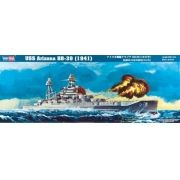 USS Arizona BB-39 (1941) - 1/350 - HobbyBoss 86501