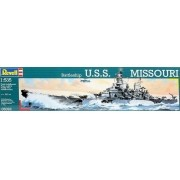 USS Missouri - 1/535 - Revell 05092
