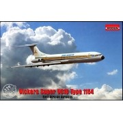 Vickers Super VC10 Type 1154 - 1/144 - Roden 329