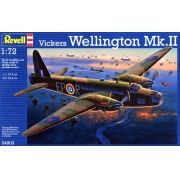 Vickers Wellington Mk.II - 1/72 - Revell 04903