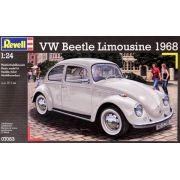 Volkswagen Fusca Beetle Limousine 1968 - 1/24 - Revell 07083