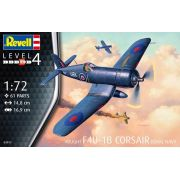 Vought F4U-1B Corsair Royal Navy - 1/72 - Revell 03917