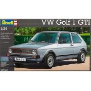 VW Golf 1 GTI - 1/24 - Revell 07072