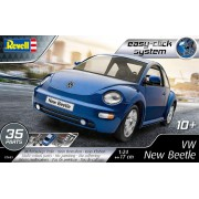 VW New Beetle - Novo Fusca - 1/24 - Revell 07643
