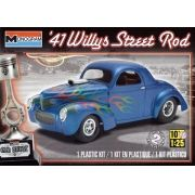 Willys Street Rod 1941 - 1/25 - Monogram 85-4909