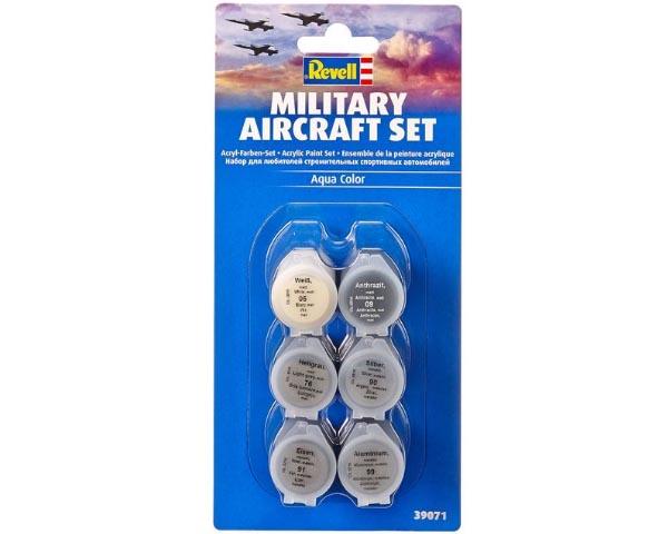 Military Aircraft Set - Revell 39071  - BLIMPS COMÉRCIO ELETRÔNICO