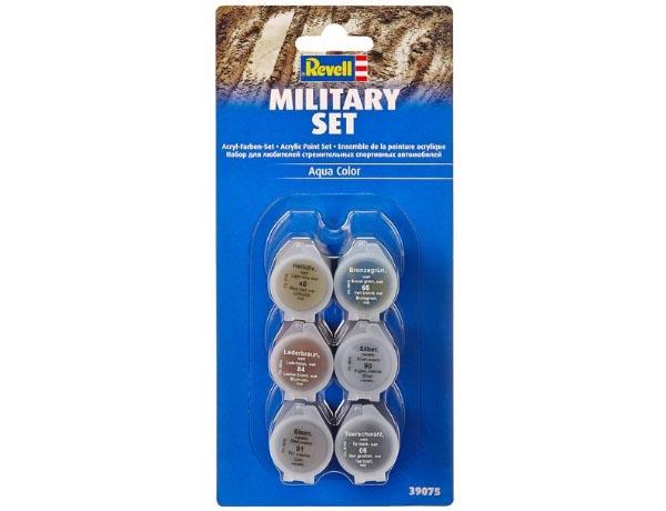 Military Set - Revell 39075  - BLIMPS COMÉRCIO ELETRÔNICO