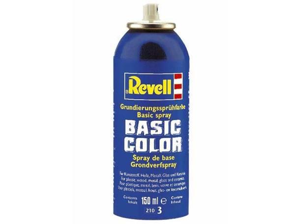 Primer em Spray Revell Basic Color - Revell 39804  - BLIMPS COMÉRCIO ELETRÔNICO