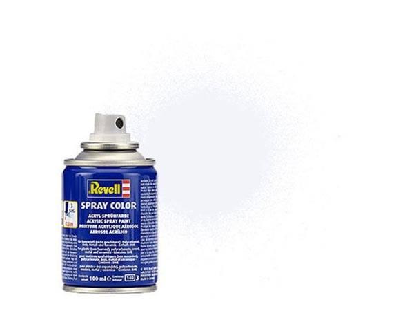 Tinta Revell Spray Color Branco Fosco - Revell 34105  - BLIMPS COMÉRCIO ELETRÔNICO