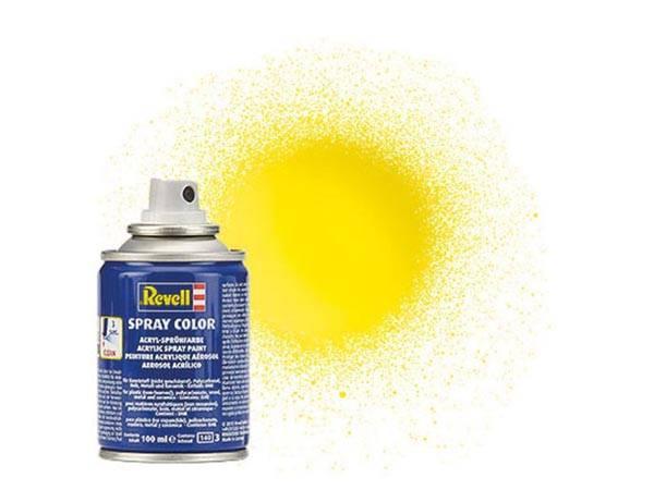 Tinta Revell Spray Color Amarelo Brilhante - Revell 34112  - BLIMPS COMÉRCIO ELETRÔNICO