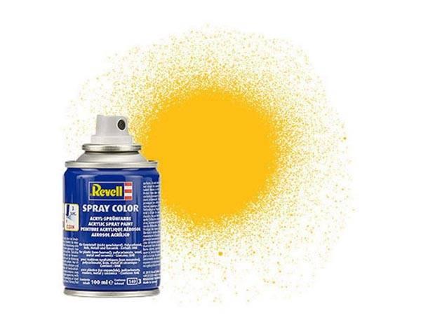 Tinta Revell Spray Color Amarelo Fosco - Revell 34115  - BLIMPS COMÉRCIO ELETRÔNICO