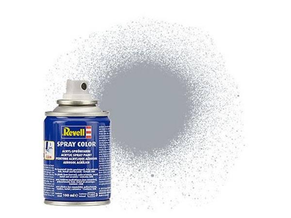 Tinta Revell Spray Color Prata Metálico - Revell 34190  - BLIMPS COMÉRCIO ELETRÔNICO