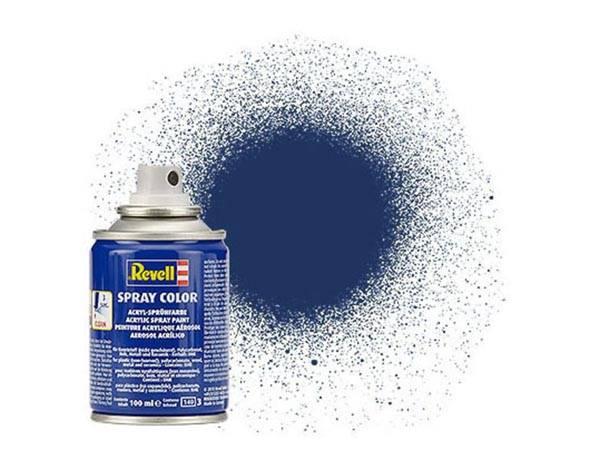 Tinta Revell Spray Color Azul Metálico - Revell 34200  - BLIMPS COMÉRCIO ELETRÔNICO