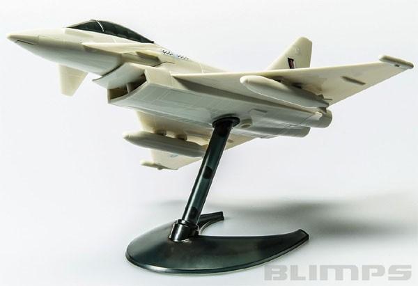 Quick Build Eurofighter Typhoon - Airfix J6002  - BLIMPS COMÉRCIO ELETRÔNICO