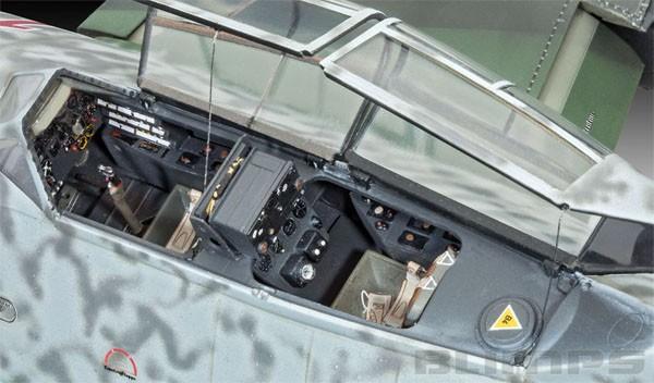 Messerschmitt Me262 B-1/U-1 Nightfighter - 1/32 - Revell 04995  - BLIMPS COMÉRCIO ELETRÔNICO