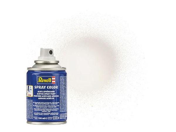 Tinta Revell Spray Color Branco Brilhante - Revell 34104  - BLIMPS COMÉRCIO ELETRÔNICO